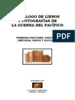 Catalogo Guerra Del Pacifico II
