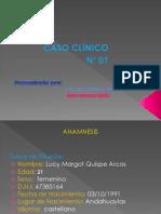 Historia Clinica Maxilo