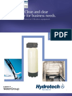 Water Filters Commercial AAC Activated Carbon Filters ENGLISH Brochure