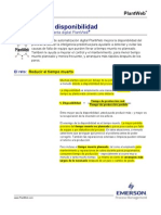 EspanolPlantWeb Availability