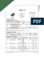 MarkingCode - A4T_PartNumber - BAV70