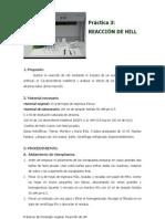 practica3REACCIÓN DE HILL