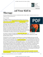 Lori Gottlieb - How to Land Your Kid in Therapy - The Atlantic