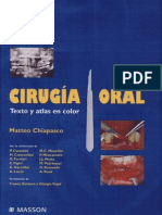 Cirugia Oral - Chiapasco