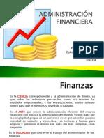 ADMINISTRACIÓN FINANCIERA123