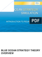 Blue Ocean Strategy Simulator
