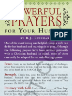 Powerful Prayers for Your Husband