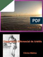 Artralgia y Artritis INFLAMATORIAS