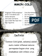 Common Cold Kelompok