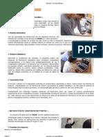 Control y Auditoria de Tasacion - Coeficiente de Comercializacion