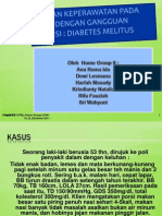 Tugas Ppt Askep Terkait Masalah Diabetes Melitus Klpk Hg 2-1