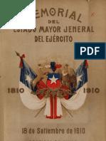 Memorial del Estado Mayor Jeneral del Ejército