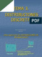 3.Distribucions discretes