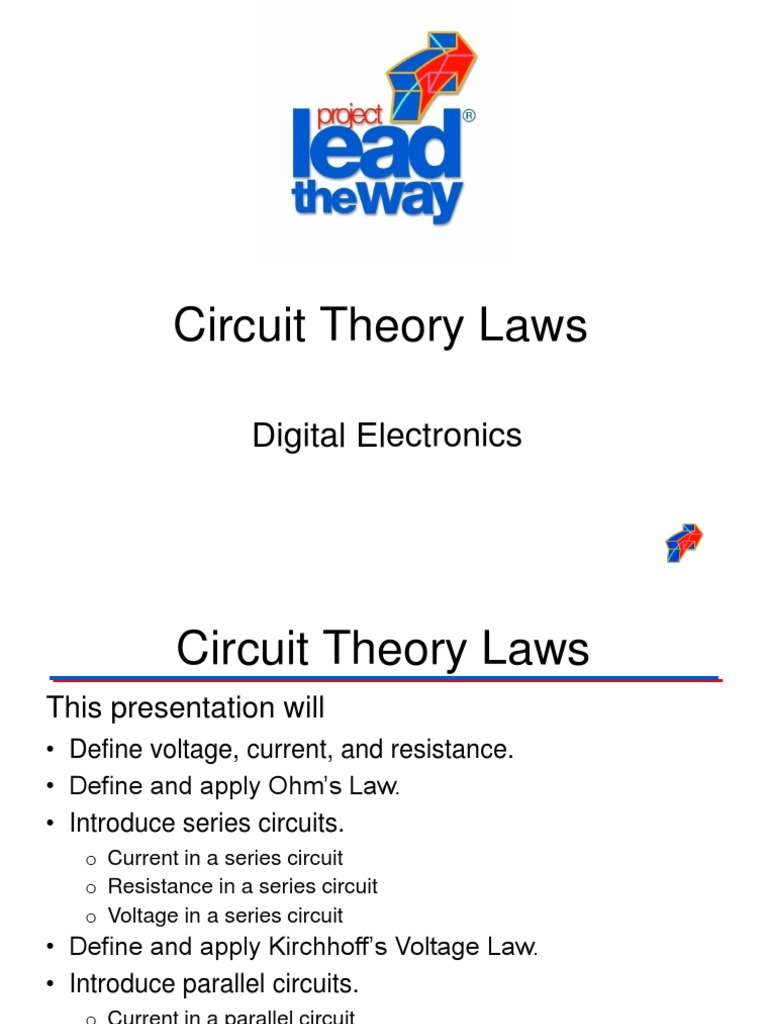 u1 2b circuittheorylaws series and parallel circuits electric rh scribd com