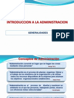 1 Introduccion a La Adminstracion