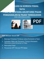 Materi Rekonsiliasi Fiskal & Pajak Tangguhan PSAK 46_Final_2012_rev1