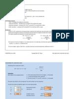 pH Calculation