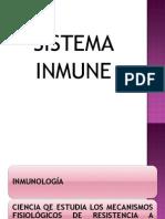 Sistema Inmune 1 UNID 8