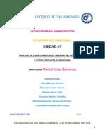 Economia Internacional Unidad IV