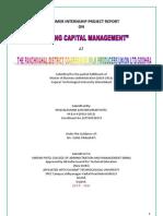 Finance Report of sharekhan ltd