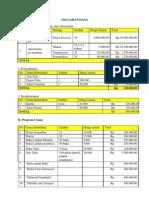 Anggaran Dana Atambua