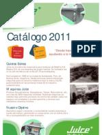 Catalogo Julce