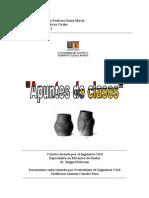 Apuntes de Clase Mecanica de Suelos i Utfsm