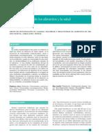 Los Polifenoles en Los Alimentos y en La Salud
