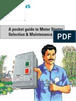 A Guide_Motor Starter Selection & Maintenance