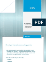 IFRS and INdia