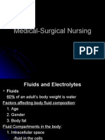 Medical-Surgical Nursing 1
