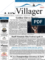 The Villager-Lakeside, April 2009