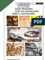 4 Cadernão 1o Ano 4 - Idade Moderna Dom Bosco