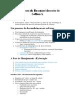 O Processo de Desenvolvimento de Software.docx