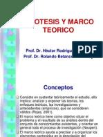 4 Marco Teorico - Hipotesis
