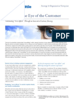 [Arthur D Little] a Glint in the Eye of the Customer