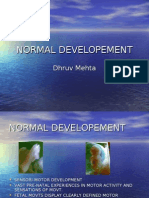 Normal Developement