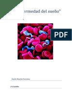 MARTIN KARLA La Tripanosomiasis Africana