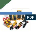 aparatos de medición eléctrica