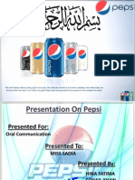 SweetHina Pepsi Co