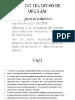 Modelo Educativo de Uruguay