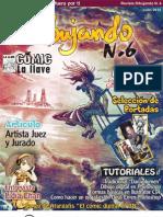 Revista Dibujando Numero 6