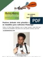 Pantera defende três pênaltis e Campinense se classifica para enfrentar Flamengo