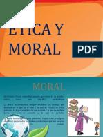 Etica y Moral 4 Clase