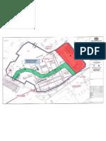 Site Plan for Partial Handover