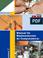 Manual Mantenimiento de Computadoras - Semana 2