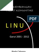 Sejarah Komunitas Linux Di Kabupaten Garut