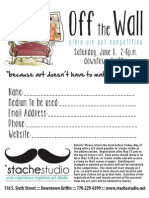 Off the Wall_registration