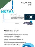 NKEA'S AND ETP SLIDE