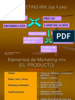 El Marketingmix